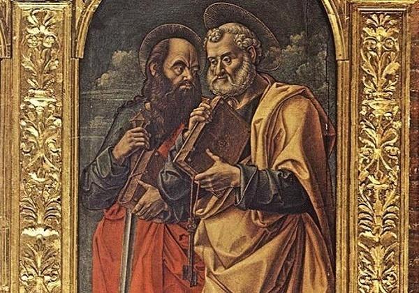 Svetkovina Svetog Petra i Pavla – nacrt za homiliju