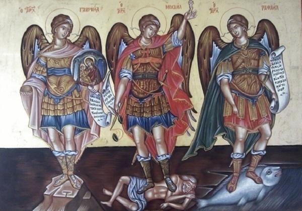 Sveti Mihael, Gabriel i Rafael, arkanđeli – prijedlog za liturgijsko pjevanje
