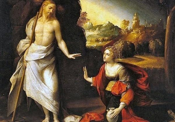 Misa blagdana Svete Marije Magdalene