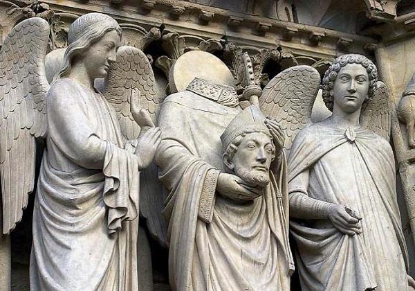 Sveti Dionizije Pariški i drugovi