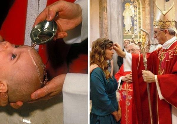 Darovi milosnoga života i zajedništva: sakrament krsta i sakrament potvrde