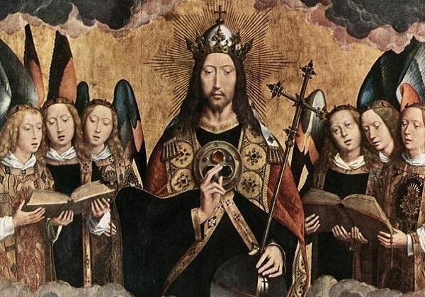 Krist Kralj (B) – homilija