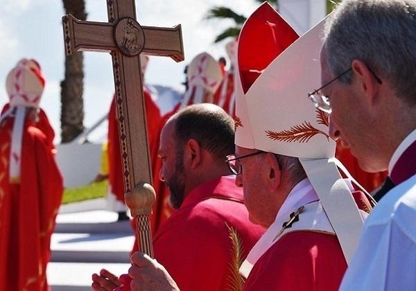 """Franjino """"ne"""" klerikalizmu"""