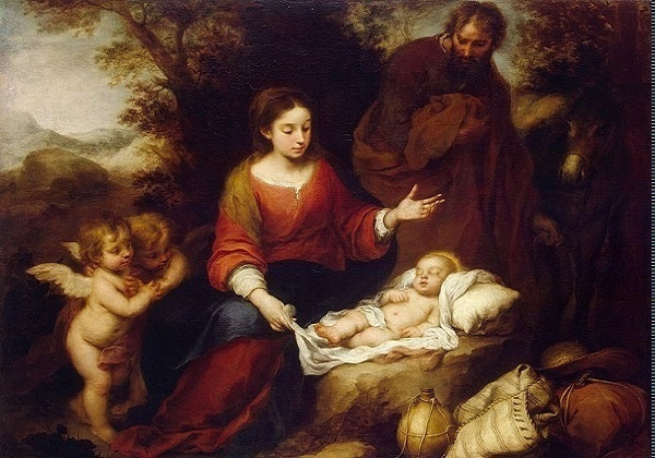Sveta Obitelj Isusa, Marije i Josipa (C) – prijedlog za liturgijsko pjevanje
