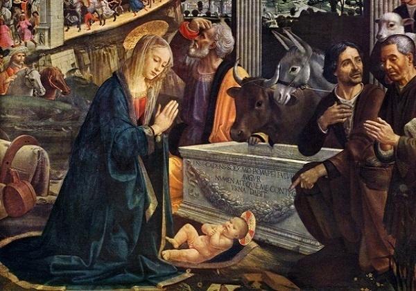 Božić – svetkovina Rođenja Gospodinova