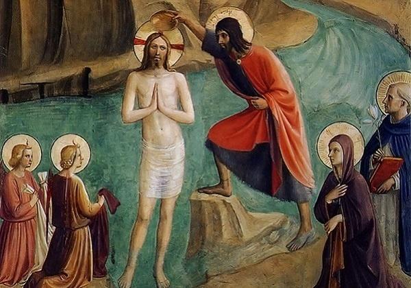 Krštenje Gospodinovo (C) – homilija