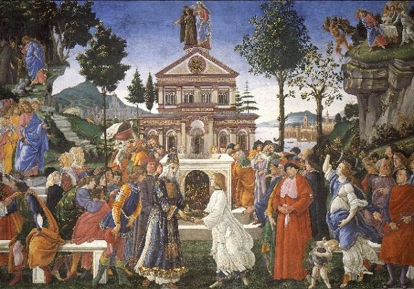 1. korizmena nedjelja (C) – homilija