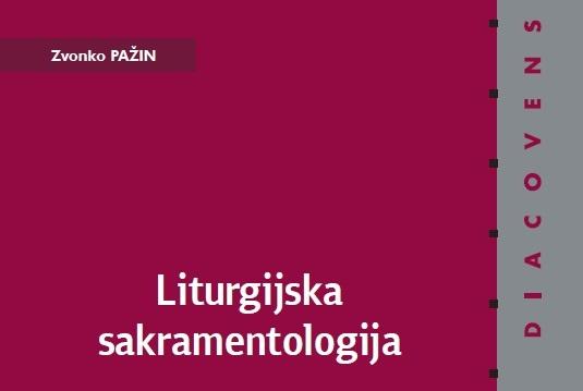 Liturgijska sakramentologija