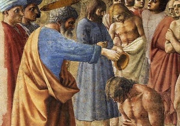 Oslobođenje u krsnoj i katekumenskoj liturgiji prema izvorima