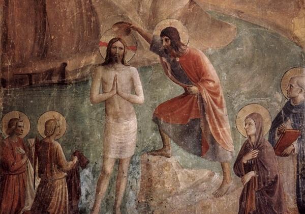 Krštenje u Židova i pogana