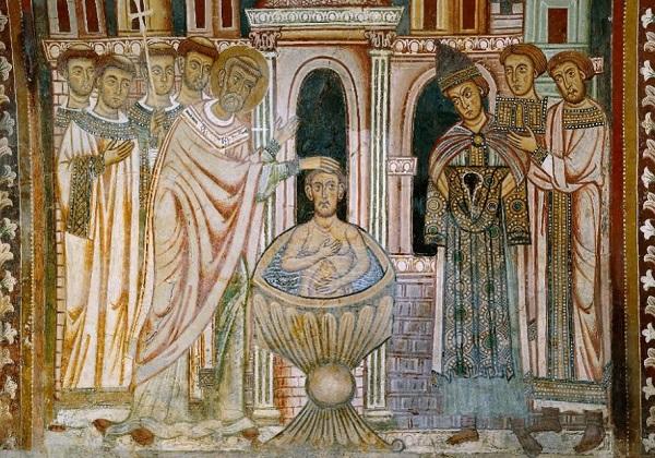Krštenje u judeokršćanskim spisima