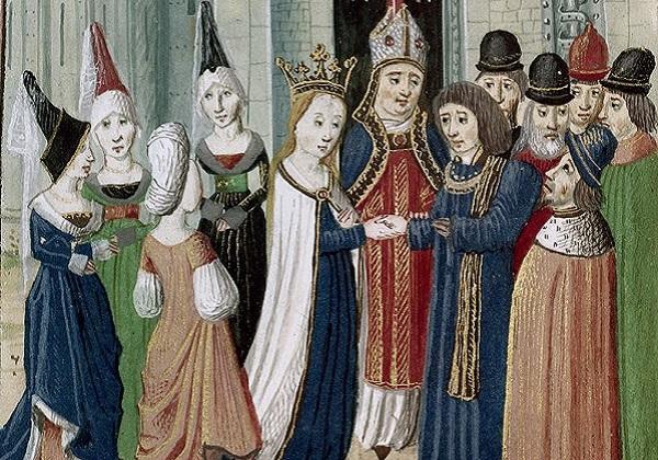 Ženidbeni obredi u starim liturgijskim knjigama