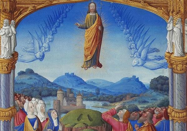 Uzašašće Gospodinovo (C) – nacrt za homiliju