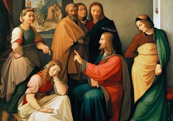 16. nedjelja kroz godinu (C) – prijedlog za liturgijsko pjevanje