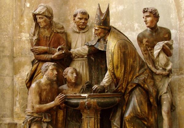 Povijesni pregled nauke o krstu od otačkih vremena do Tridentskog sabora