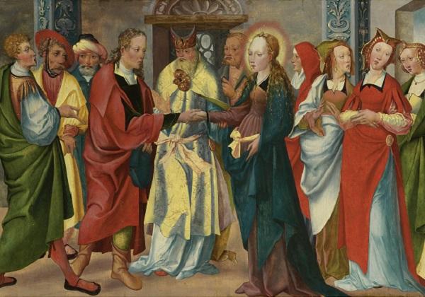 Posebnosti obreda vjenčanja u našim krajevima do Drugoga vatikanskog sabora