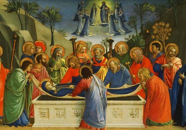 Uznesenje Blažene Djevice Marije – homilija
