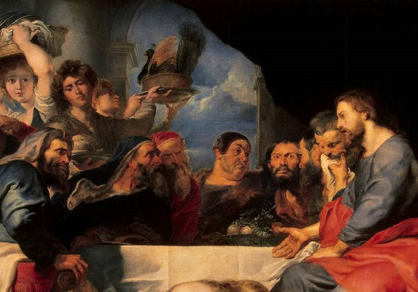 21. nedjelja kroz godinu (C): Mi smo s tobom jeli i pili