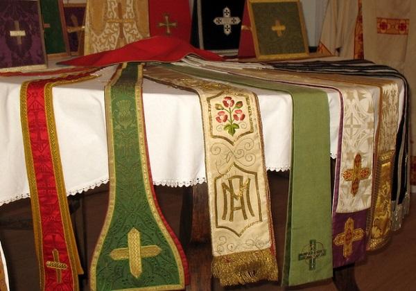 Liturgijske boje