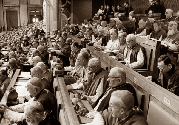 Obred vjenčanja nakon Drugog vatikanskog sabora: saborske rasprave i odredbe