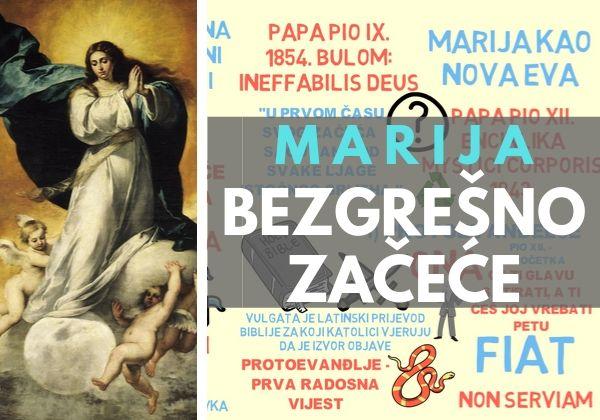 Bezgrješno začeće Blažene Djevice Marije [video]