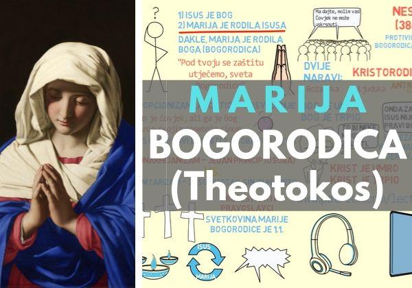 Blažena Djevica Marija – Bogorodica [video]
