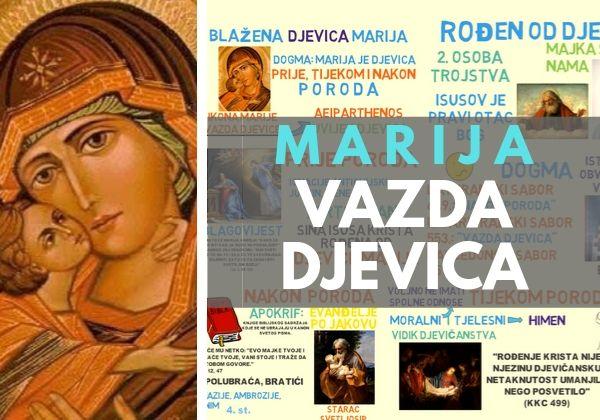Marija – vazda Djevica [video]