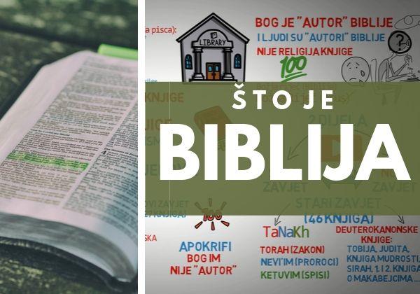 Što je Biblija [video]