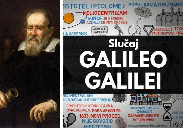 Slučaj Galileo Galilei [video]