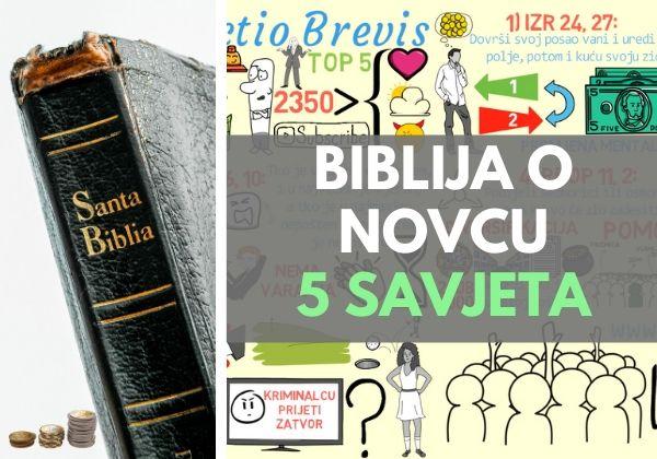 Biblija o novcu [video]