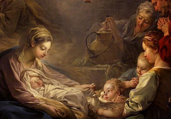 Božanska Ljubav u liku Djeteta