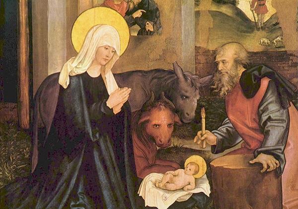 Božić, danja misa – misao za homiliju i molitva vjernika
