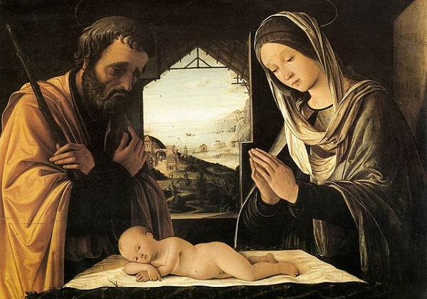 Božić, danja misa – nacrt za homiliju