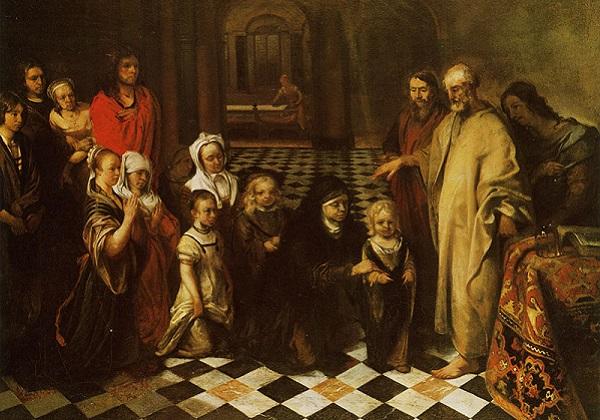 Krštenje Gospodinovo (A): Bog nije pristran