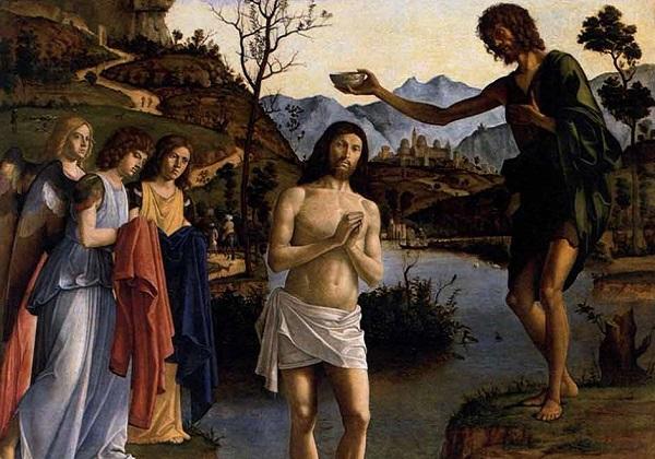 Biti popustljiv – razmišljanje uz Krštenje Gospodinovo (A)