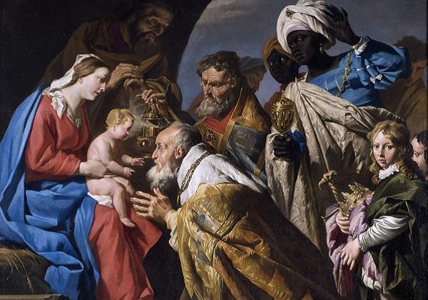 Bogojavljenje, Gospodnja epifanija, Vodokršće ili Tri kralja