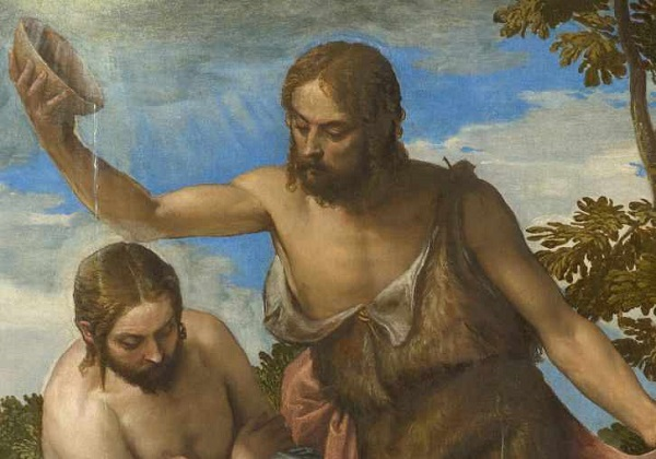Krštenje Gospodinovo na Jordanu