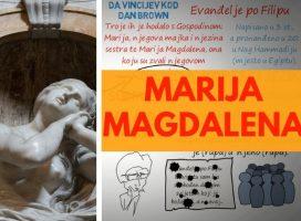 Marija Magdalena (1. dio): Isusova žena?