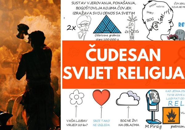 Čovjek i religije [video]