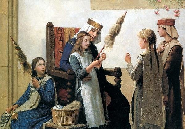 33. nedjelja kroz godinu (A): Vješto radi rukama marnim
