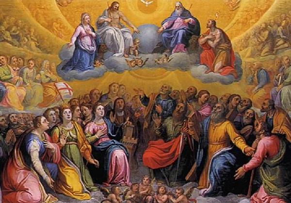 Svi sveti: Dođoše iz nevolje velike