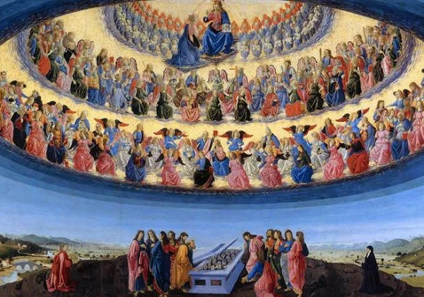 Plaća na nebesima – razmišljanje uz svetkovinu Svih svetih