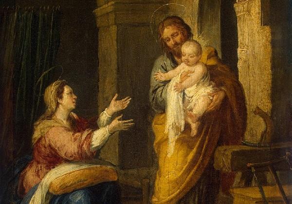 Obitelj u ozračju milosti – razmišljanje uz Svetu Obitelj Isusa, Marije i Josipa