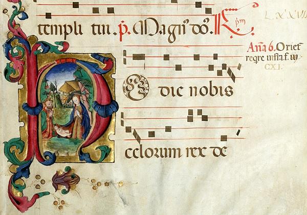 Bogoslužno oblikovanje glazbe u božićnome vremenu