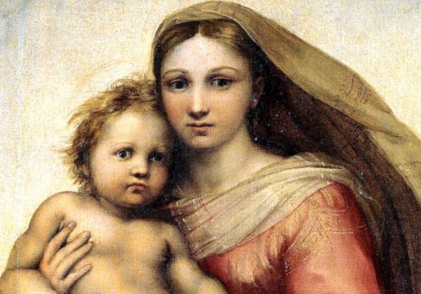 Bogom dana Bogorodica – razmišljanje uz svetkovinu Svete Marije Bogorodice