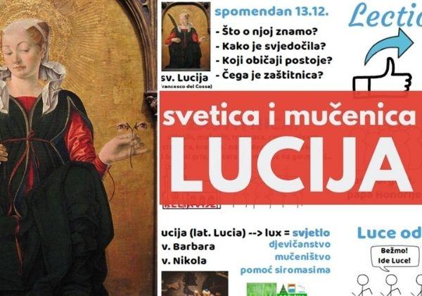 Sveta Lucija [video]