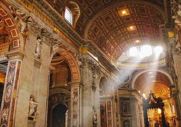 Crkva je prekrasna i sveta!