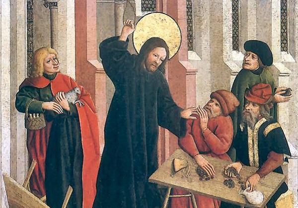 3. korizmena nedjelja (B) – prijedlog za liturgijsko pjevanje