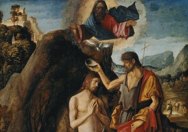 Krštenje Gospodinovo (B): Jači od mene