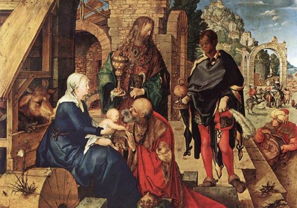 Bogoobjaviteljica Marija – razmišljanje uz Bogojavljenje